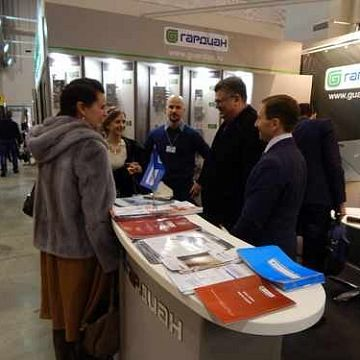 StroySib 2015 Exhibition in Novosibirsk